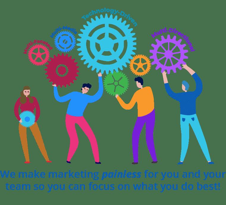 Kaleidoscope 2.0 Marketing Services