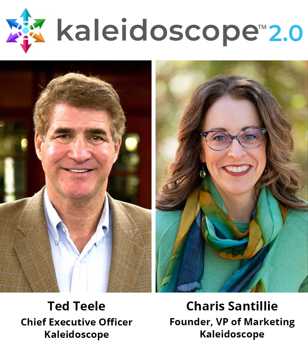 Ted Teele and Charis Santillie Kaleidoscope 2.0 One Stop Shop for Orthodontic, Dental, and Medical Practices
