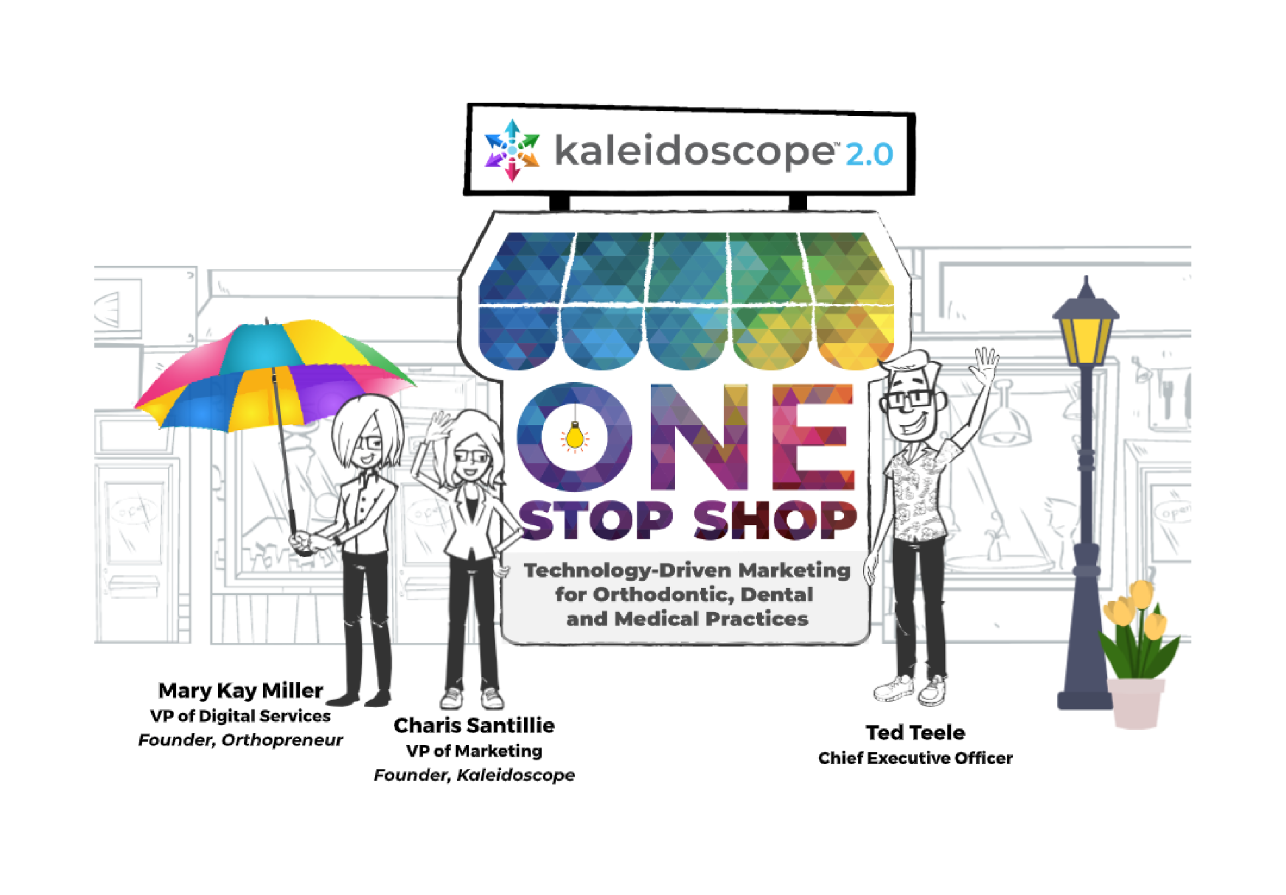 Kaleidoscope 2.0 One Stop Shop for Orthodontic, Dental, and Medical Practices