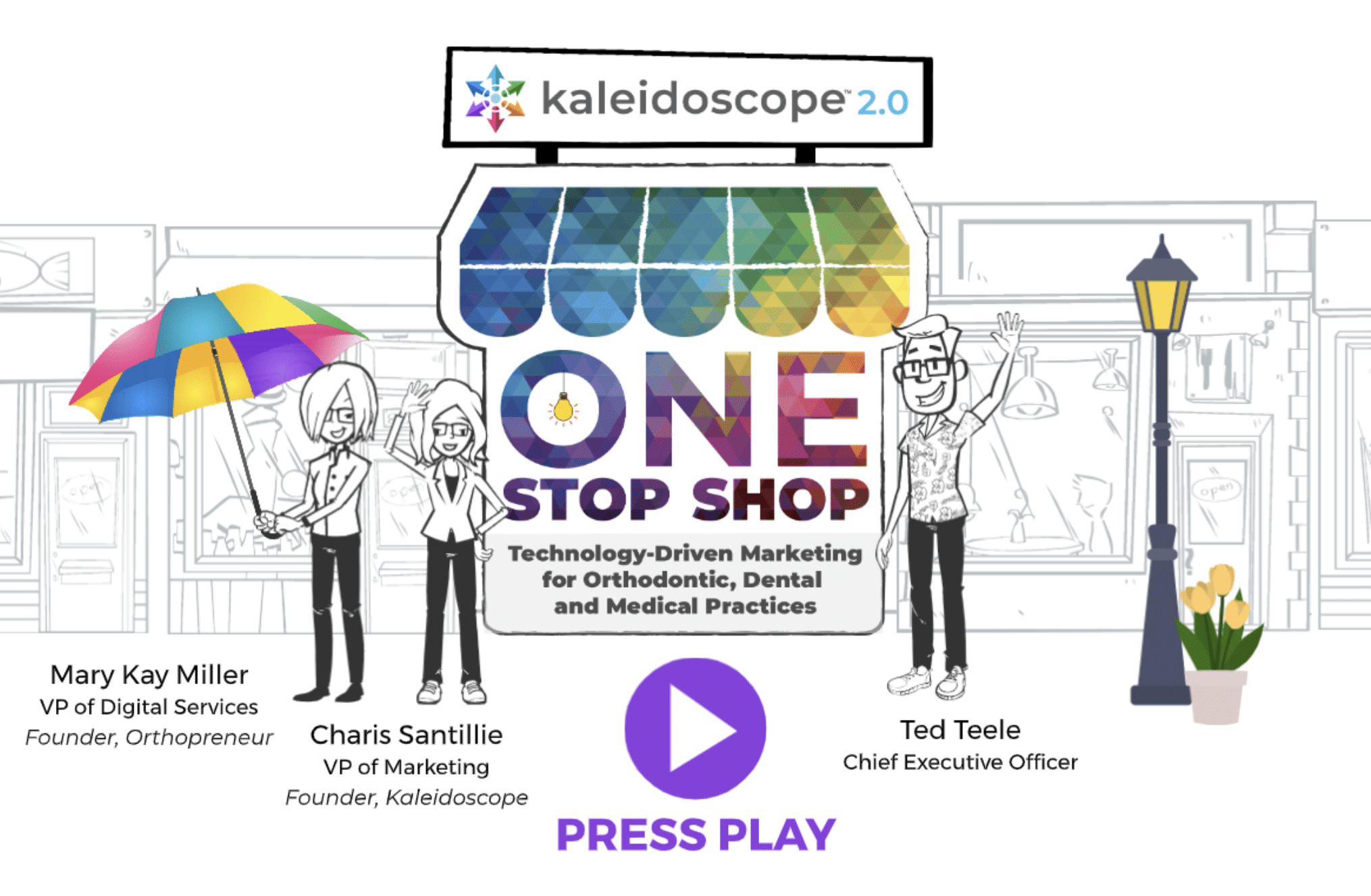 Video Kaleidoscope 2.0 One Stop Shop for Orthodontic, Dental, and Medical Practices